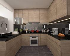 4 Room HDB Apartment Punggol BTO HomeVista Singapore Kitchen