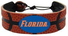 Florida Gators Florida Wordmark Logo Classic Basketball Bracelet Z157-7731400136