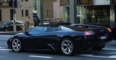 Spotted outside the Lamborghini Dealership in Sydney     . Beautiful !!!