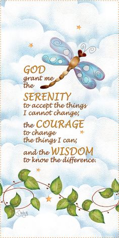 Christian Quotes Discover x Fabric Art Pane l- Serenity Prayer Wisdom Quotes, Bible Quotes, Bible Verses, Scriptures, Bible Art, Qoutes, Sign Quotes, True Quotes, Serenity Prayer Quotes