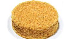 "Вкуснейший торт ""Наполеон"" с кремом пломбир по фирменному рецепту. Готовим дома! - YouTube"