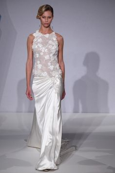 mark zunino for kleinfeld  RUNWAY GALLERY: S/S 2013
