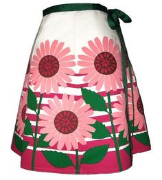 sunflower skirt  pink by madewithlovebyhannah on Etsy, $62.00