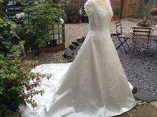 VINTAGE 1980's MORI LEE WEDDING DRESS