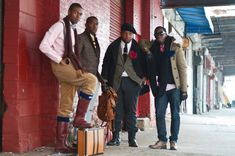 african american style clothing   PREPPY CREW BLACK FASHIONABLE MEN