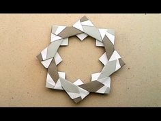 Bague Modulaire Origami … กรง จักร แยก ส่วนประกอบ – Origami Community : Explore the best and the most trending origami Ideas and easy origami Tutorial Origami Ball, Diy Origami, Gato Origami, Origami Wreath, Origami Modular, Origami Yoda, Origami Folding, Origami Design, Origami Stars