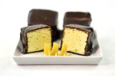Lemon Marshmallow in Dark Chocolate.