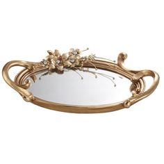 Wooden Dough Bowl, Glass Fruit Bowl, Plate Stands, Grand Homes, Vintage Roses, Decoration, Decorative Bowls, Bronze, Platter