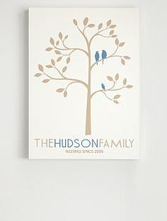 Family tree wall art http://gifts.redenvelope.com/gifts/family-tree-wall-art-30058843?ref=HomeNoRef&viewpos=15&trackingpgroup=rhmp4