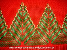 Discover thousands of images about Vagonité Swedish Embroidery, Embroidery Leaf, Embroidery Patterns Free, Lace Patterns, Cross Stitch Embroidery, Machine Embroidery, Embroidery Designs, Stool Cover Crochet, Swedish Weaving Patterns