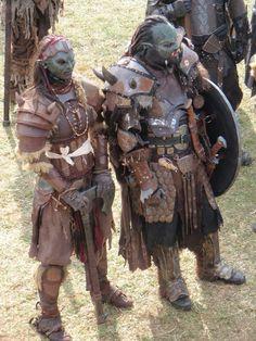Meer orcs die ik best tof vind! Vrij egale kostuums wel, weinig meuk, en toch nog altijd erg cool