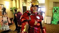 Functional Iron Man Suit