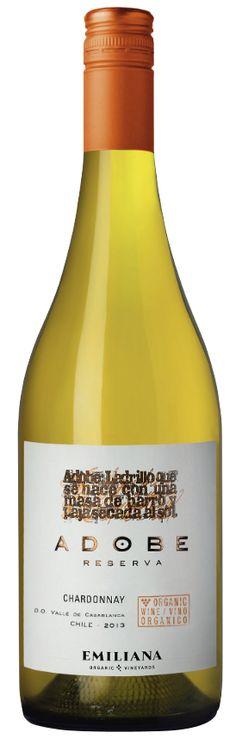 Adobe Chardonnay Reserva 2015 **** Þetta er fínlegur en líka sprækur nýjaheims-Chardonnay, sætur sítrus, limebörkur, ferskjur, ananas og þroskaður mangó, vanillusykur. Góð sýra í munni, vínið er ungt og þægilegt.1999 kr.