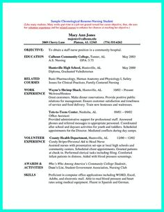 Human services resume tips