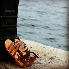 Womens Summer Shoes, Huaraches, Leather Sandals, Favorite Color, Greek, Handmade Leather, Footwear, Coding, Womens Fashion