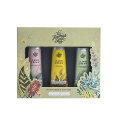 Handmade Natural Hand Cream Tube Gift Set Travel Size Cute Gift Boxes, Cute Gifts, Hand Cream Gift Set, Soap Company, One Color, Travel Size Products, Cards, Handmade, Hand Creams