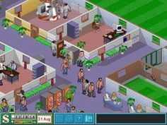 Theme Hospital: Playing it again and enjoying it!