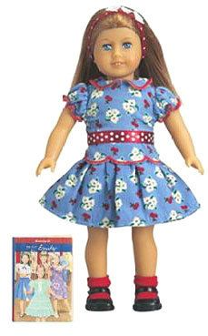 f4bd23622dfc Emily Mini American Girl Doll (You can get these for pretty much the same  price