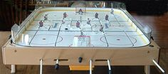 Hockey Games, Game Room, Nhl, Toys, Table, Model, Weapons Guns, Ice Hockey, Activity Toys