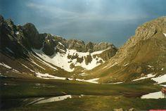 Valle de los Sarrios - Selva de Oza - Huesca. Other pretty valley up of 2.000 meters. A pardadise.