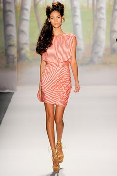 Cute! Tracy Reese Spring 2012 Ready-to-Wear