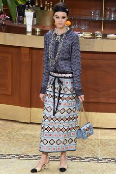 Chanel, Look #86