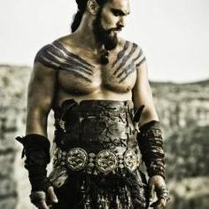 Khal Drogo Halloween Costume DIY
