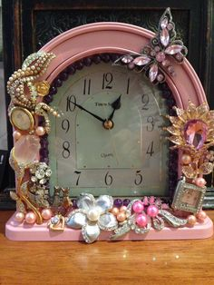 Large table clock: $75 + shipping