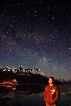 Jasper National Park is designated as the World's Largest Dark Sky Preserve, which provides numerous perfect locations for Milky Way viewing that are easily Jasper National Park, National Parks, Dark Skies, Milky Way, Worlds Largest, Sky, Adventure, Movie Posters, Travel