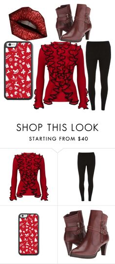 """Untitled #281"" by faith-wilson-2 ❤ liked on Polyvore featuring Alexander McQueen, Dorothy Perkins and Walking Cradles"