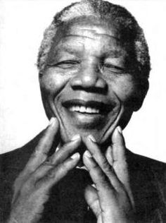 "❥ Mandela presents the double V-shin sign of cabalism.  Cabalism is a masonic Jewish/Zionist/Communist fraternity, and was/is the main drive b… (see link for more info) … NOTICE this is also the 'Vulcan' hand sign.... ""Actor Leonard Nimoy, ['Spock' in Star Trek,] famous for giving the Vulcan V-greeting with his hand, is a Jew, and says it is based on the Hebrew letter 'shin,' which invokes cabalistic magic."" Hollywood uses occult symbolism in everything they do. Nothing is coincidence."