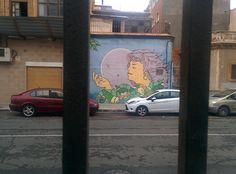 Soñadora. Cartagena.