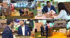 Patatas Gómez en Fruit Attraction 2016. Visita de un equipo del programa Tempero (Aragón TV).