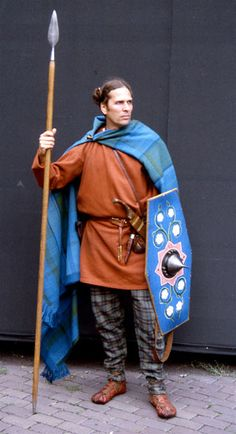 Iron Age, Ancient Rome, Ancient History, Anglo Saxon Clothing, Larp, Types Of Armor, Tribal Warrior, Germanic Tribes, Celtic Culture