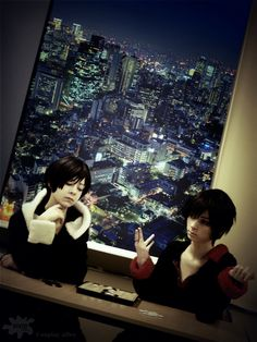 Izaya vs Roppi - NekoHoshi(NekoHoshi) Hachimenroppi Cosplay Photo - Cure…