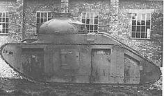 Vickers        Light Tank 1921, No 1