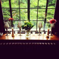 Spring decor at Homewood, Asheville Wedding Venue #ashevillewedding #homewoodwedding #ashevilleweddingvenue