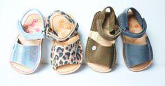 Kids, Children's summer sandals, designed in Britain, made in Spain. www.hugandhatch.com, kids sandals