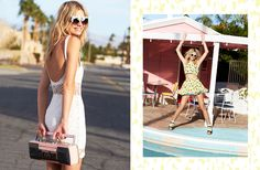 Nasty Gal Festival 2014 Lookbook - Going to Coachella this year? Then check out the new Nasty Gal Festival lookbook for a bit of style inspiration.