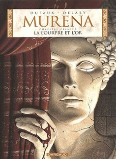 Buy Murena Purple and Gold by Delaby Philippe, Jean Dufaux and Read this Book on Kobo's Free Apps. Discover Kobo's Vast Collection of Ebooks and Audiobooks Today - Over 4 Million Titles! Rome Antique, Bd Comics, Album, Learn French, Graphic Prints, Ebooks, This Book, Comic Books, Portrait