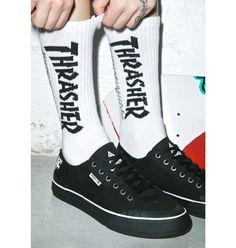 HUF X Thrasher Classic Lo Sneakers