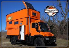 Ultimate bugout vehicle