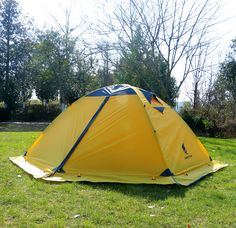 $102.99 !    This is a 2 person 4 season lightweight tent suitable for camping hiking hunting climbing and traveling. Full refund is available within 30 days if you receive a damaged tent or you just don't like it.