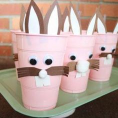 Cute and Easy Craft idea for Easter