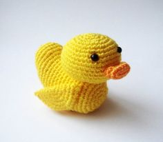 Another duck and all kinds of other amigurumi