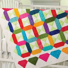 @AccuQuilt has wonderful quilt patterns SO EASY to make with our GO! fabric cutting dies. Try Diamonds Jubilee FREE!