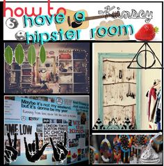 """""""HIPSTER ROOM\"""" by forever-tip-girls23 ❤ liked on Polyvore"""