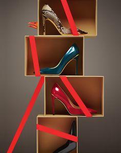 Louis Vuitton Christmas 2013 Holiday Brochure – Carolines Mode