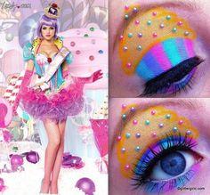 Cupcake make up!