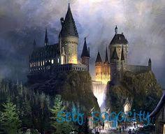 Hogwarts Harry Potter Bedroom Wall Mural Ideas Part 80
